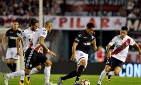 Copa Libertadores: horario, TV y formaciones de Lanús-River