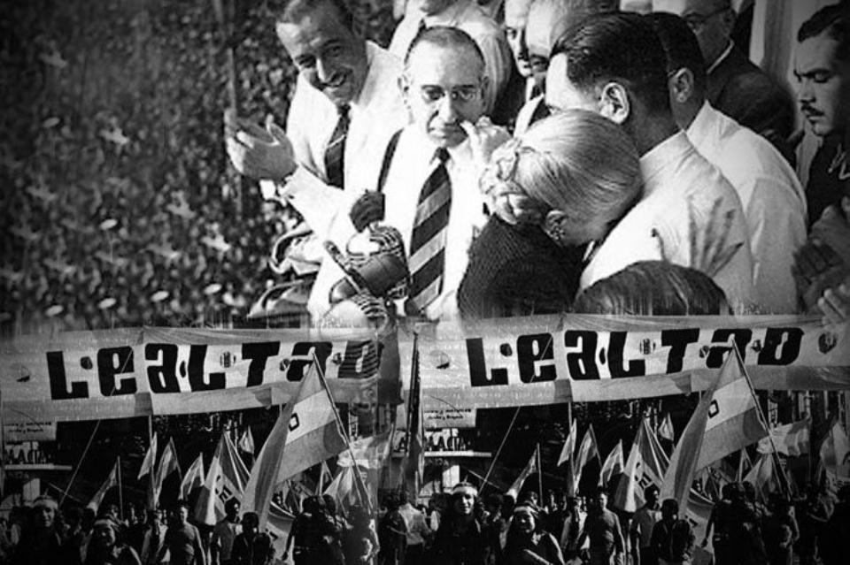Efemérides| A 73 años del 'Día de la Lealtad Peronista'