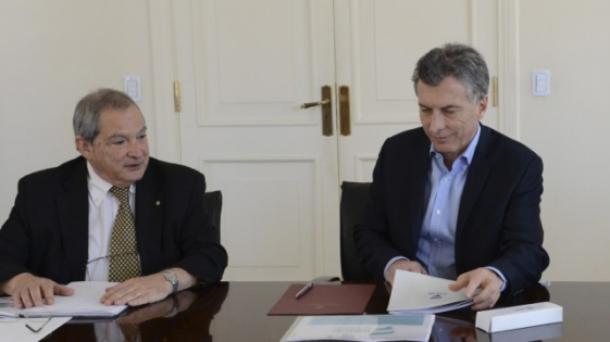 Mauricio Macri le pidió la renuncia al ministro de Salud Jorge Lemus