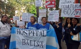 """Trabajadores del Baliña: """"Nos molestan los acomodados políticos y los sueldos miserables"""""""