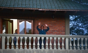Milagro Sala volvió a la cárcel: la trasladaron al penal de Alto Comedero