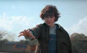 Un siniestro monstruo en el nuevo tráiler de 'Stranger Things'
