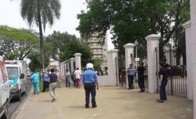 Intoxicación masiva en una escuela de Corrientes