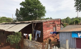 Familias del Barrio Prosol 1, temen desalojo ordenado por la Justicia