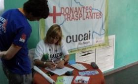 Capacitan a promotores voluntarios de donación de órganos para las elecciones