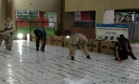 Secuestran un cargamento de cigarrillos valuado en más de $5 millones