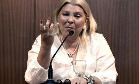 La desubicada frase de Carrió sobre Santiago Maldonado