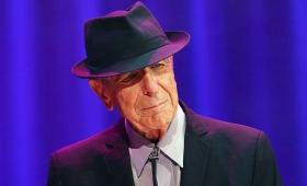 Publicarán libro de poesía de Leonard Cohen