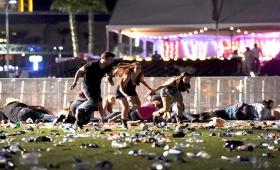 Más de 20 muertos y 100 heridos en un tiroteo durante un concierto en Las Vegas