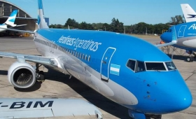 Cambios en vuelos por refacción del aeropuerto de Iguazú