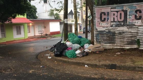 El domingo 27 no habrá recolección de residuos