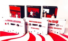 The White Stripes reedita su discografía en cassettes