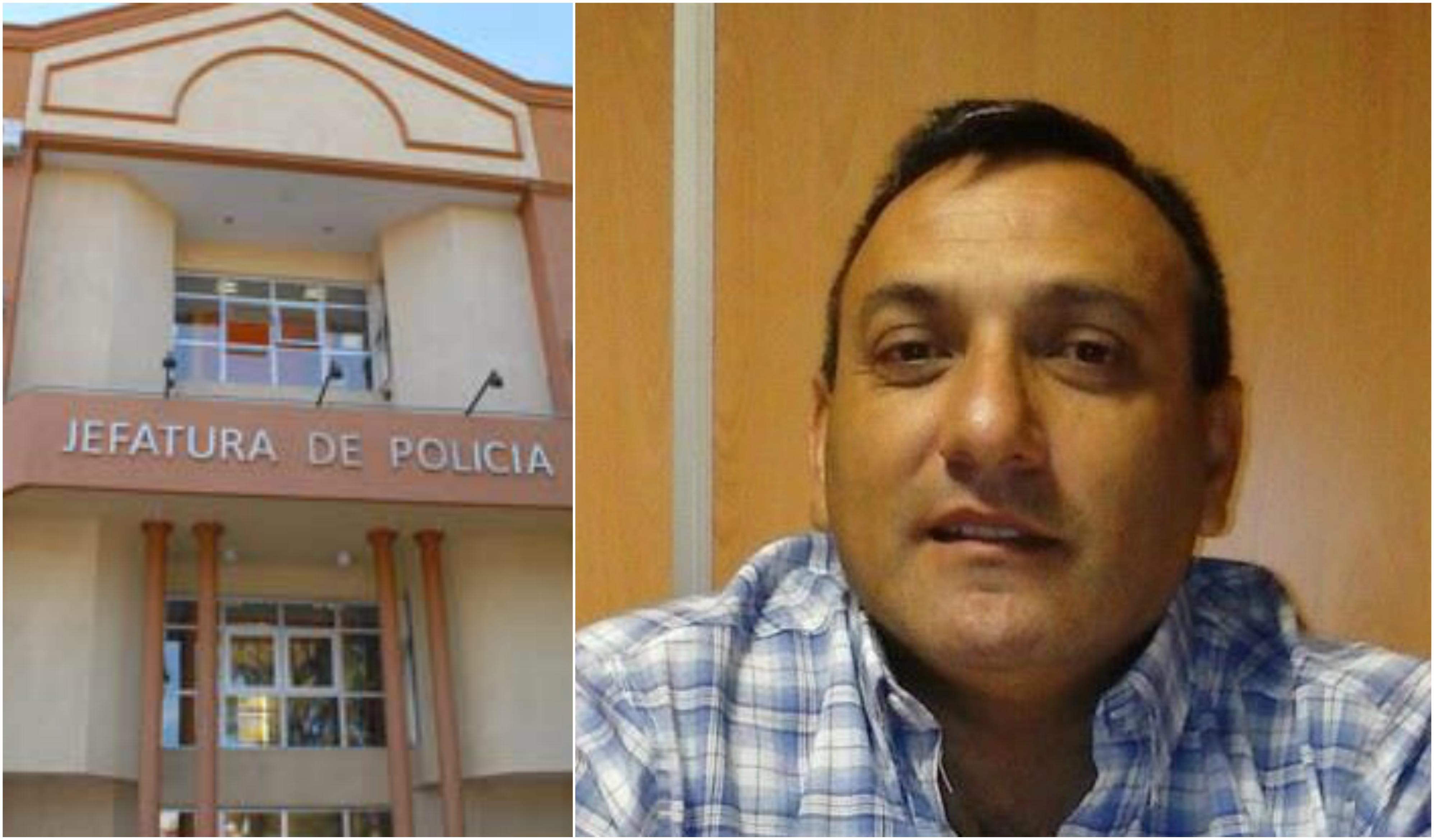 Descartan vínculos con el narcotráfico — Comisario detenido