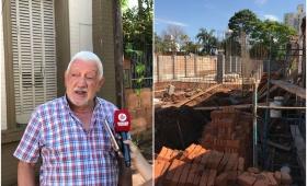 """Aseguran que Ratti devastó un """"patrimonio histórico"""""""