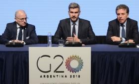 Peña habló del rol de la Argentina en la presidencia del G20