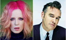 Garbage le responde a Morrissey