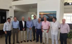Reunión de la EBY y el Consejo Consultivo de Políticas Energéticas