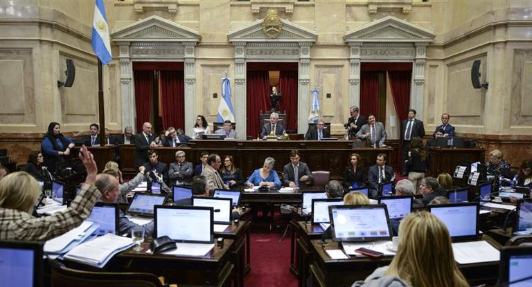 El Senado aprobará los pliegos de los 24 senadores electos