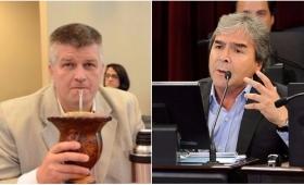 """""""Juanchi"""" Irrazábal y Alex Ziegler seguirán en el Congreso en 2018"""