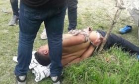 """Habló el detenido por el crimen de Abril Bogado: """"Se me escapó el tiro"""""""
