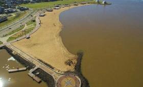 Yacyretá culminó tarea de adecuación en playas de Encarnación