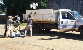 Lunes sin recolección de residuos por el paro nacional