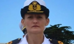 La primera mujer submarinista es misionera