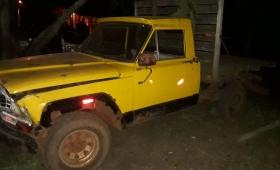 Atraparon a los ocupantes del Jeep que embistió y mató a un peatón