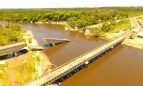 Corrientes: habilitan el puente sobre Arroyo Guazú
