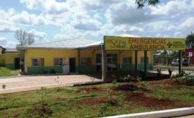 Hospital de Apóstoles sin anestesistas y enfermeros