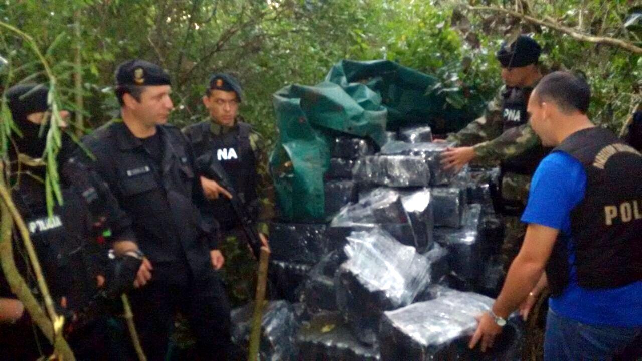 Desarticularon en Argentina red de narcotráfico e incautaron tres toneladas de marihuana