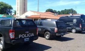 Detuvieron a funcionarios de Aduana en Paso de los Libres