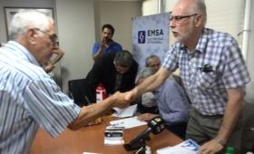 """Aicheler pidió """"trabajo, humildad y equipo"""" en EMSA"""