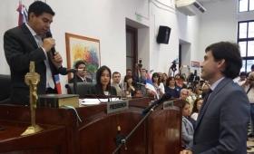 Arjol defendió el consenso en la elección del HCD