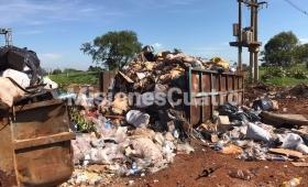 Barrio San Isidro: 7 meses viviendo entre la basura