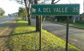 Despiste fatal en Aristóbulo del Valle
