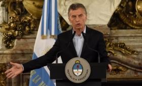 """Macri: """"Hubo diputados que incitaron a la violencia"""""""