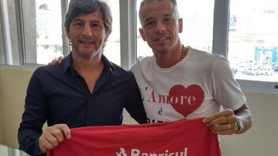 D'Alessandro renovó su contrato con el Inter
