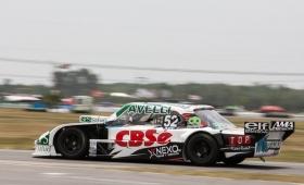 TC en La Plata: Okulovich arrancó entre los diez