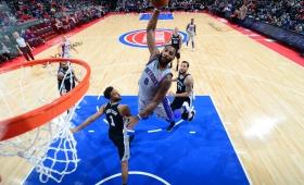 San Antonio Spurs cayó en el último partido del 2017