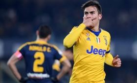 Dybala volvió a brillar y metió un doblete para el triunfo de Juventus