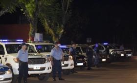 Cuatro detenidos en operativo de nocturnidad