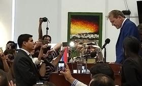 El losadista Meza, electo presidente del Concejo