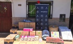 Corrientes: cayó la banda de los aduaneros