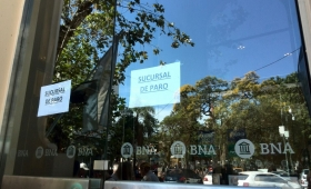 Bancarios cerraron paritarias con un 15% de aumento