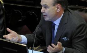 Pichetto dijo que no votará la Reforma Laboral