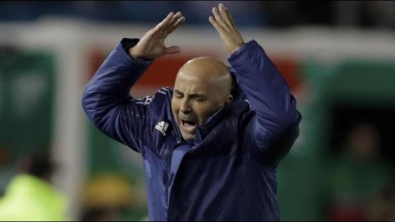Sampaoli cerca de convertirse en el entrenador del Santos de Brasil