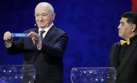 Rusia 2018: Argentina con Islandia, Croacia y Nigeria