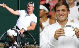 Tenis: dos argentinos premiados como Campeones del Mundo