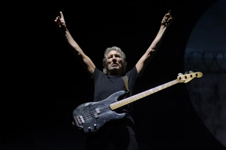 Este jueves parte preventa de entradas para Roger Waters en Chile